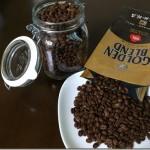 コーヒー豆のおしゃれなガラス容器をを見つけた。保存に適した容器のサイズは。