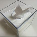 蝶プラ工業 節約半分ティッシュケースで超節約する。ビニールパック(箱無し)ティッシュのススメ。