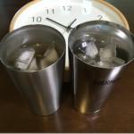 サーモス真空断熱タンブラーと山善のマジックタンブラー。両方買って違いを比較してみた。