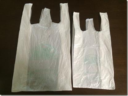 レジ袋工程1