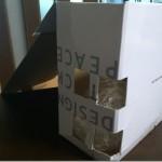 レジ袋(ビニール袋)の収納ボックスの作り方。たたまないバージョン。