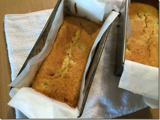 余ったバナナの活用法。しっとり美味しいバナナパウンドケーキ。
