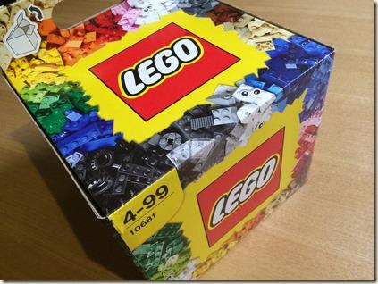レゴキューブ