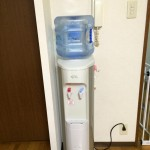 赤ちゃんのミルクにウォーターサーバーが非常に便利。子育てママにはベビアクア。