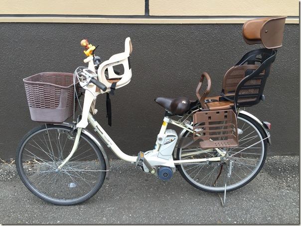 自転車の子供乗せチャイルドシートの比較。後ろ乗せと前乗せモデルの違い。
