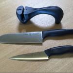 包丁の研ぎ方。初心者でも簡単に研げるシャープナーは使い方が重要。