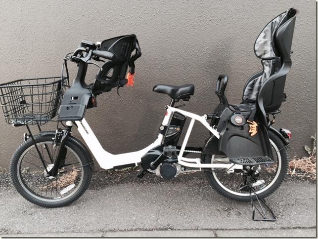 ヤマハ、ブリジストン、パナソニックの子供乗せ電動自転車を比較。 私がパナソニックを選んだ理由。